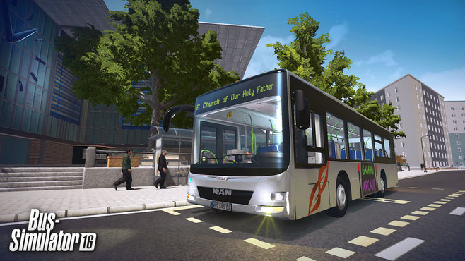 Bus Simulator 16 - MAN Lion's City A 47 M Screenshot 9