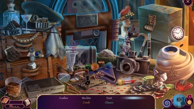 Cadenza: Fame, Theft and Murder Collector's Edition Screenshot 3