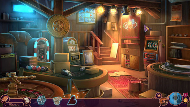 Cadenza: Fame, Theft and Murder Collector's Edition Screenshot 1