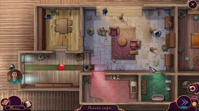 Cadenza: Fame, Theft and Murder Collector's Edition Screenshot 4