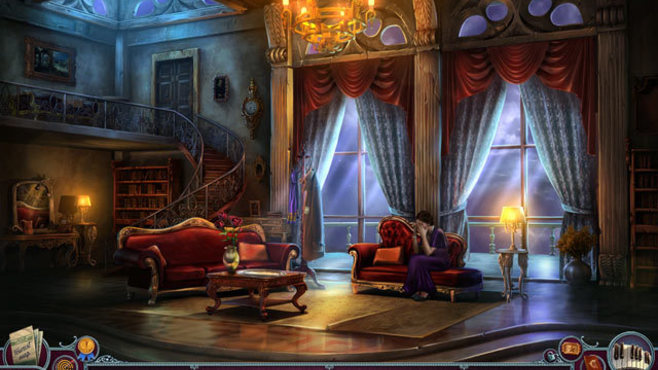 Cadenza: The Kiss of Death Collector's Edition Screenshot 1