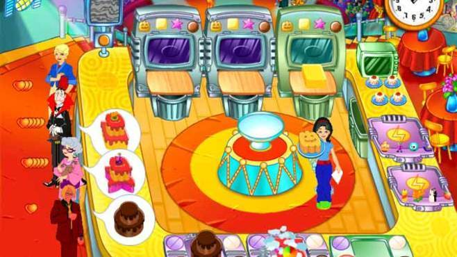 Cake Mania Screenshot 3