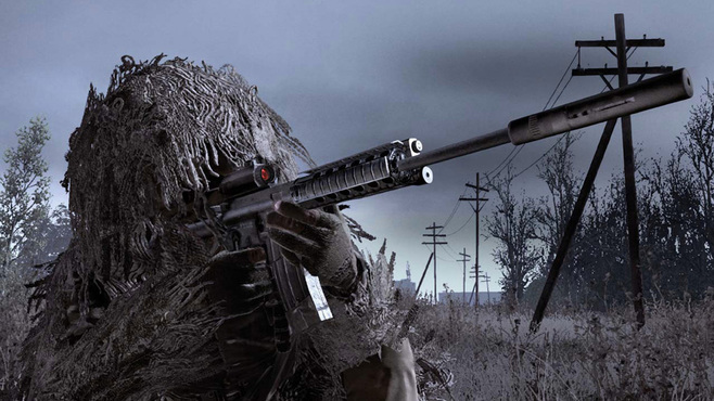 Call of Duty 4: Modern Warfare Screenshot 3