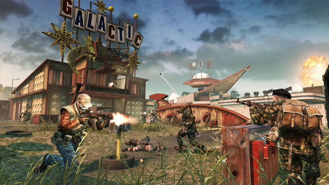Call of Duty: Black Ops - Annihilation & Escalation Content Pack Screenshot 3