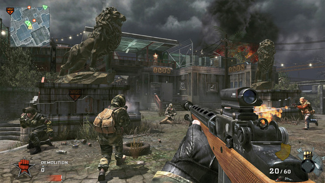Call of Duty: Black Ops - Annihilation & Escalation Content Pack Screenshot 6