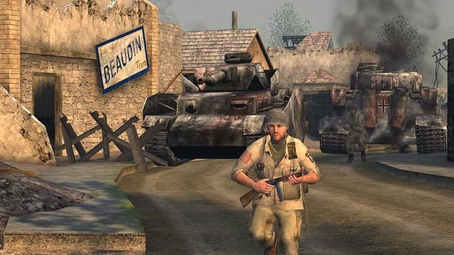 Call of Duty Deluxe Edition Screenshot 6