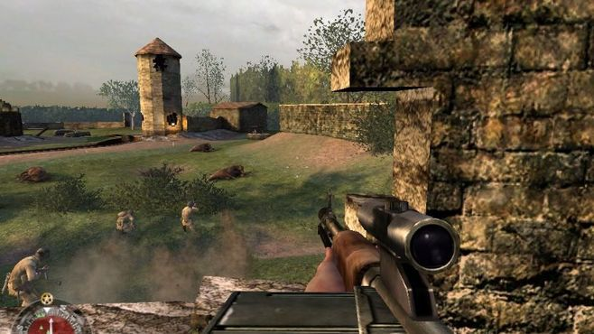 Call of Duty Deluxe Edition Screenshot 13