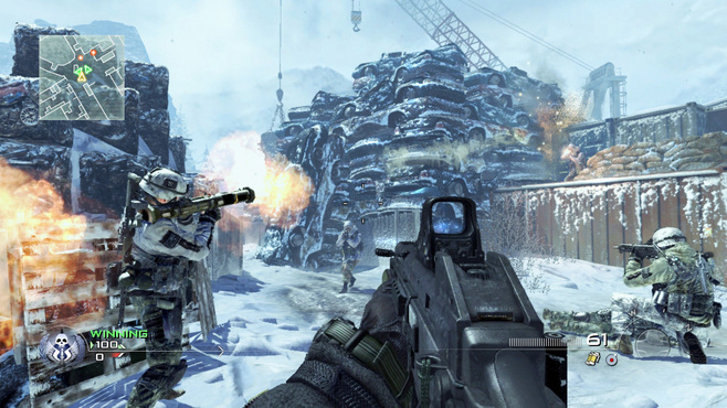 Call of Duty: Modern Warfare 2 Stimulus Package Screenshot 2