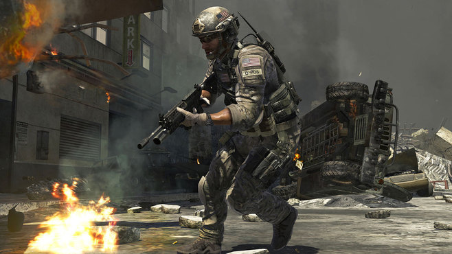 Call of Duty: Modern Warfare 3 Screenshot 9