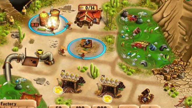 Campgrounds: The Endorus Expedition Screenshot 2