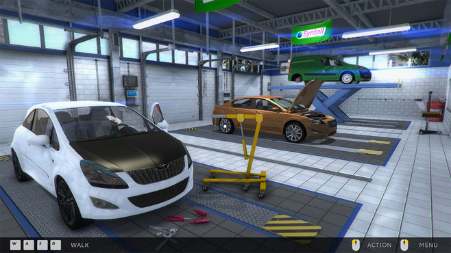 Car Mechanic Simulator 2014 Screenshot 2