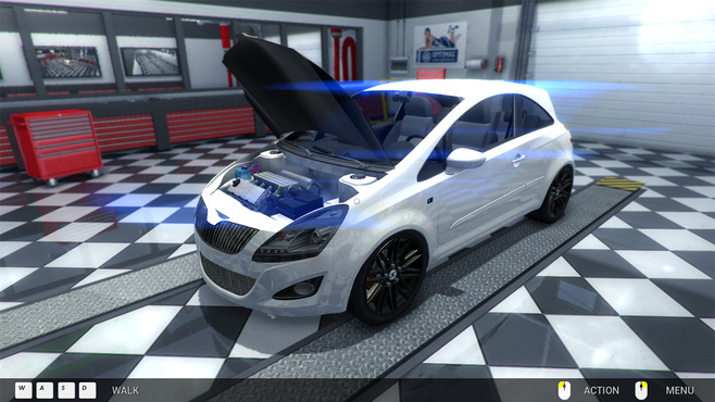 Car Mechanic Simulator 2014 Screenshot 3