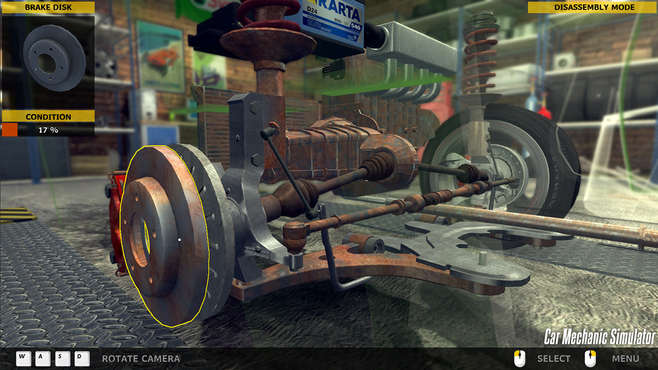 Car Mechanic Simulator 2014 Screenshot 6