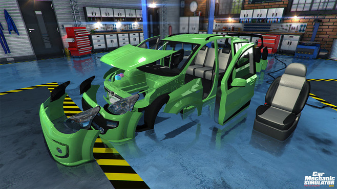 Car Mechanic Simulator 2015 Screenshot 6