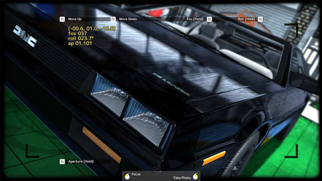 Car Mechanic Simulator 2015 - DeLorean Screenshot 4