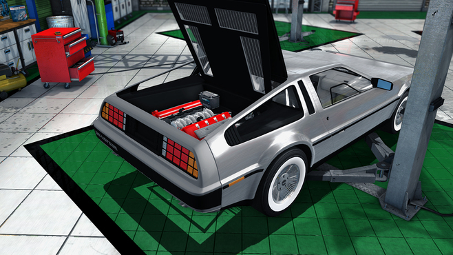 Car Mechanic Simulator 2015 - DeLorean Screenshot 14