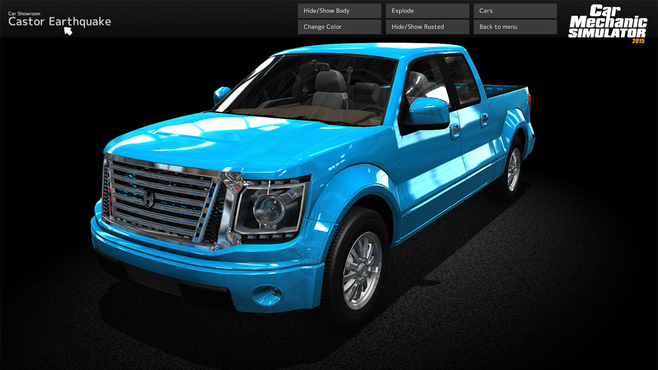 Car Mechanic Simulator 2015 Pickup & SUV DLC Screenshot 2
