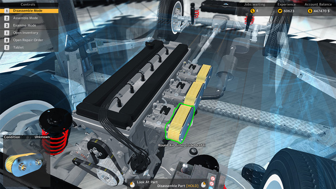 Car Mechanic Simulator 2015 Trader Pack DLC Screenshot 5