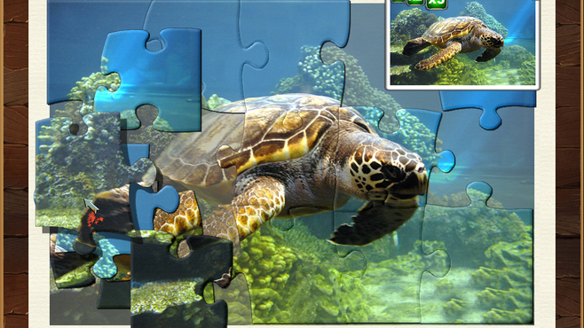 Caribbean Jigsaw Screenshot 5