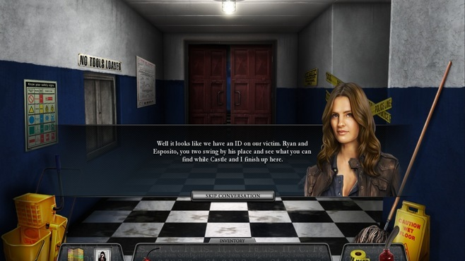 Castle: Never Judge A Book By Its Cover Screenshot 1