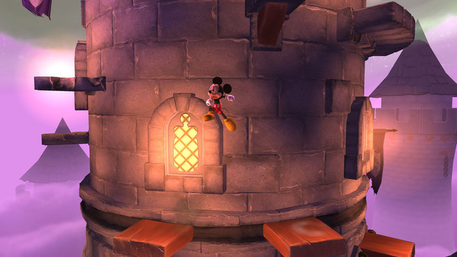 Castle of Illusion Starring Mickey Mouse Screenshot 1