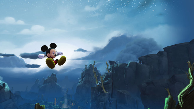 Castle of Illusion Starring Mickey Mouse Screenshot 3