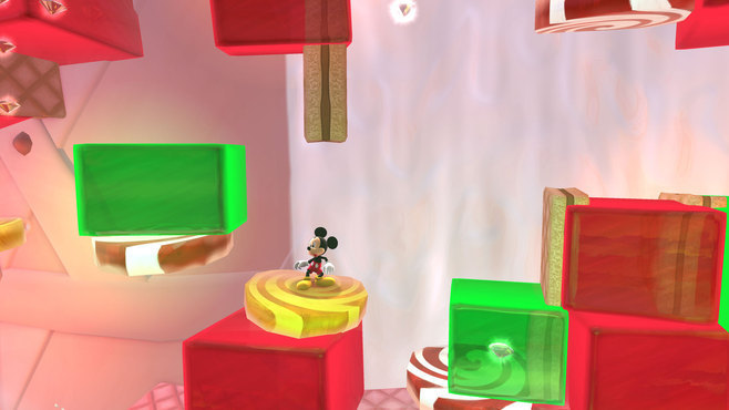 Castle of Illusion Starring Mickey Mouse Screenshot 4