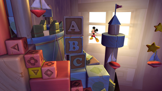 Castle of Illusion Starring Mickey Mouse Screenshot 5