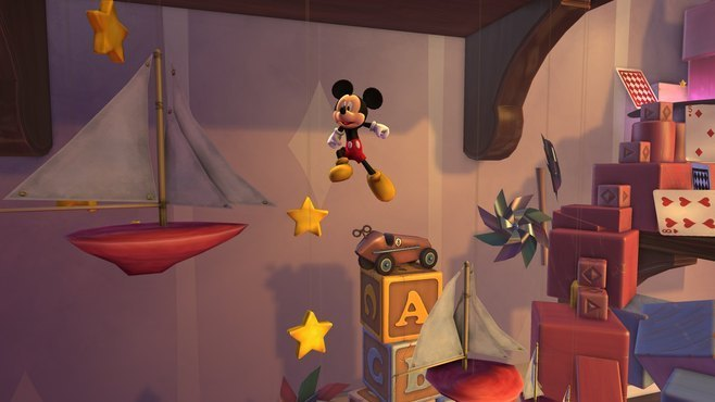 Castle of Illusion Starring Mickey Mouse Screenshot 6
