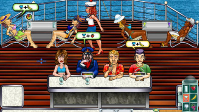 Cathy's Caribbean Club Screenshot 4