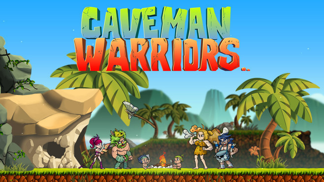 Caveman Warriors Screenshot 6