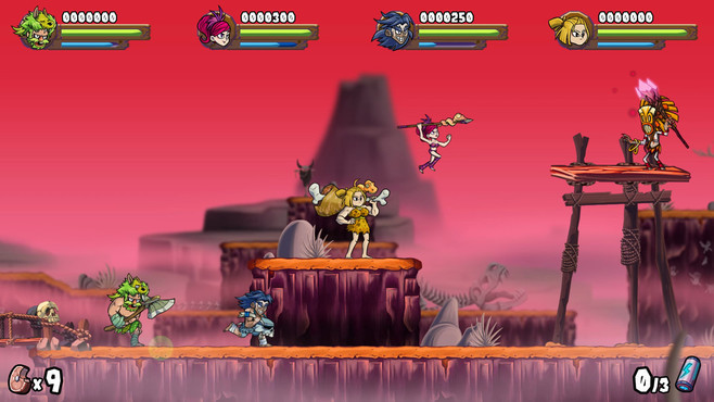 Caveman Warriors Screenshot 15
