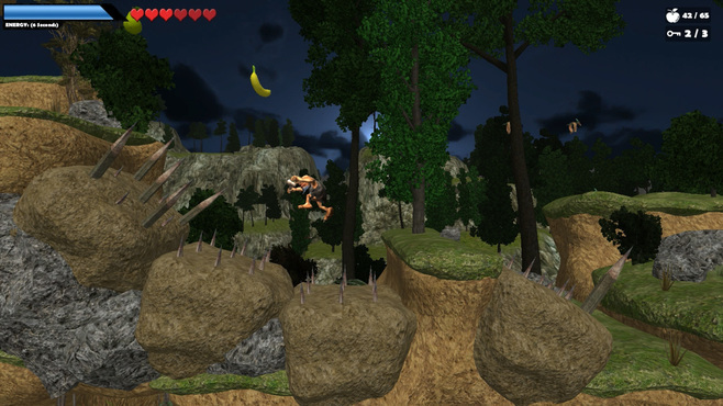 Caveman World: Mountains of Unga Boonga Screenshot 4