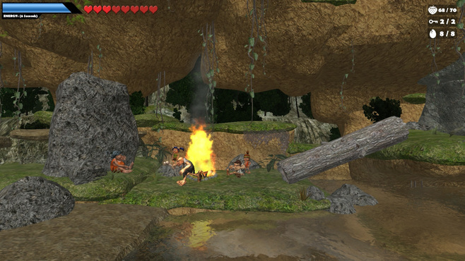 Caveman World: Mountains of Unga Boonga Screenshot 5