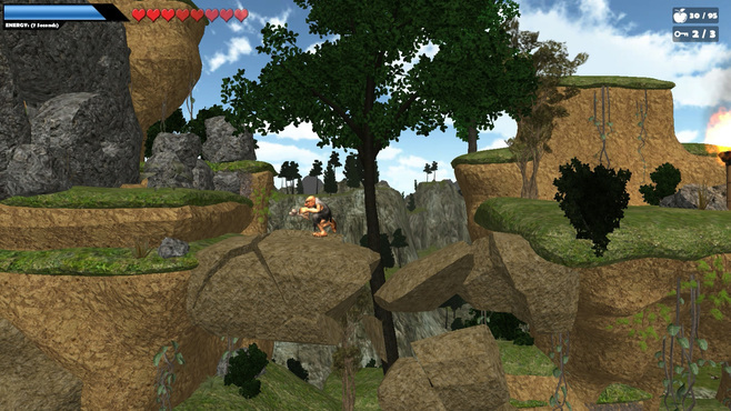 Caveman World: Mountains of Unga Boonga Screenshot 6