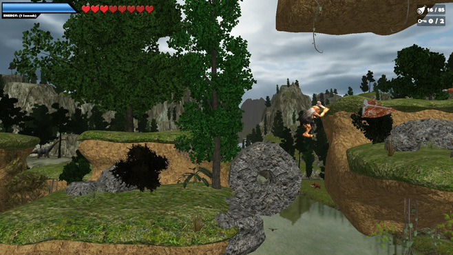Caveman World: Mountains of Unga Boonga Screenshot 8