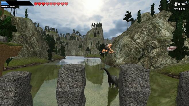 Caveman World: Mountains of Unga Boonga Screenshot 9