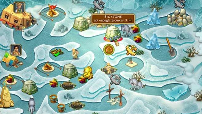 Chase for Adventure: The Lost City Screenshot 1