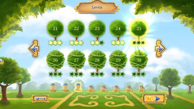 Chateau Garden Screenshot 1