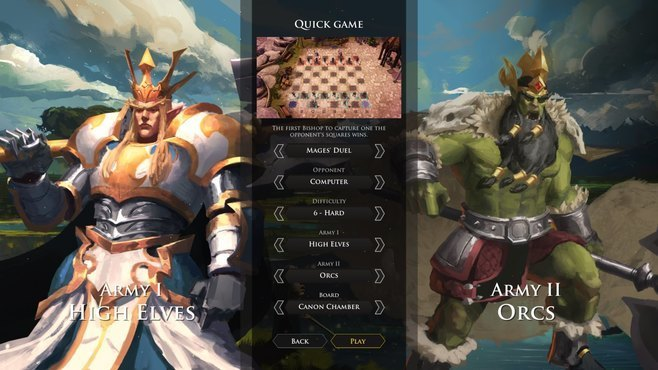 Chessaria: The Tactical Adventure Screenshot 3