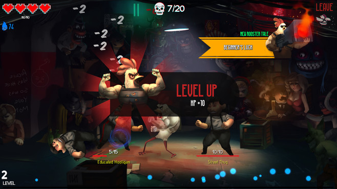 Chicken Assassin: Reloaded Screenshot 5