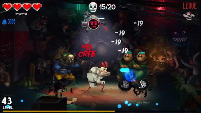 Chicken Assassin: Reloaded Screenshot 8