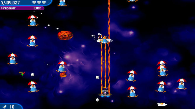 Chicken Invaders 2 Screenshot 3