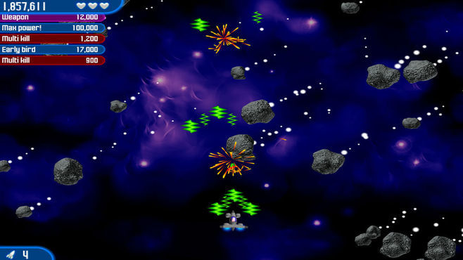 Chicken Invaders 2 Screenshot 4