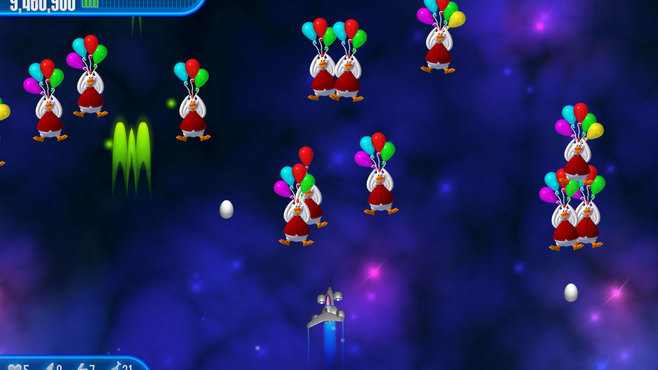 Chicken Invaders 3 Screenshot 2