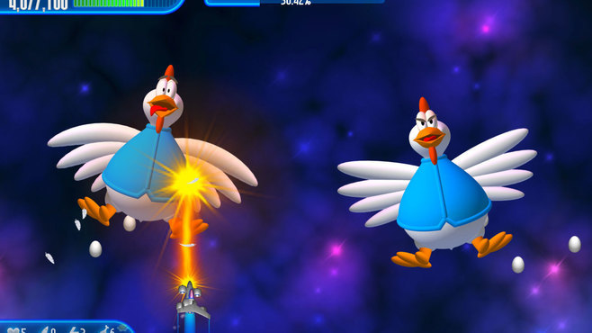 Chicken Invaders 3 Screenshot 5