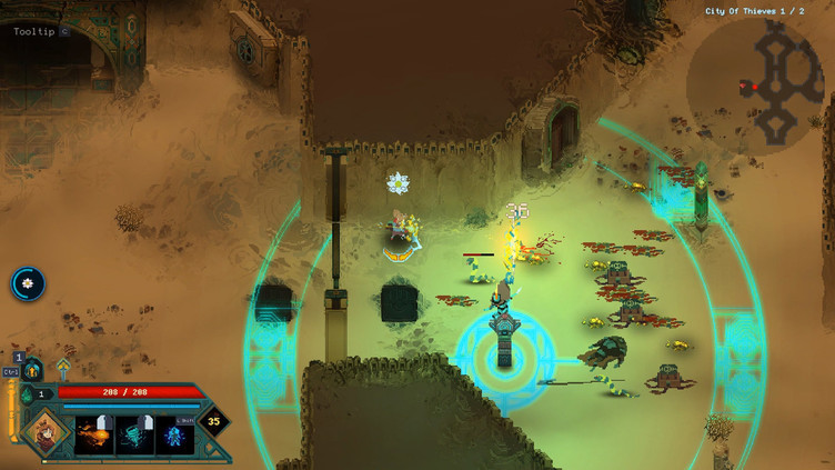 Children of Morta Screenshot 1