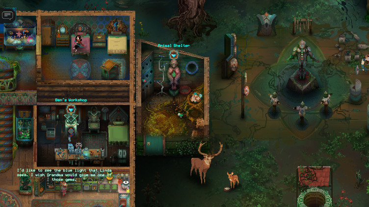 Children of Morta: Paws and Claws Screenshot 5