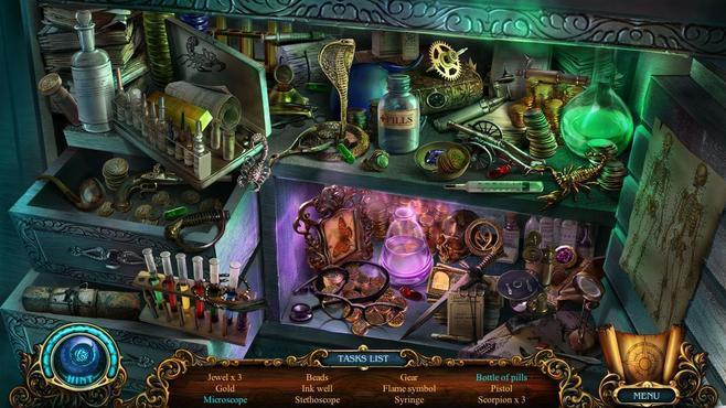 Chimeras: Tune of Revenge Collector's Edition Screenshot 3