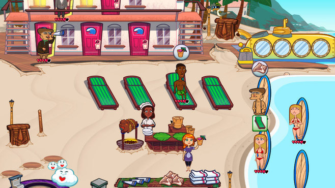 Chloe's Dream Resort Screenshot 2